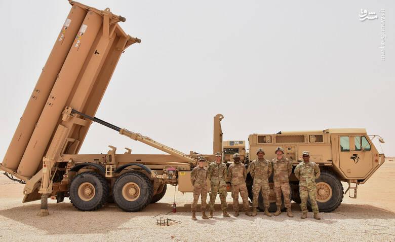 استقرار موشک های آمریکایی در عربستان