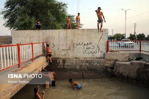 تعطیلی شهرهای خوزستان در پی افزایش دما