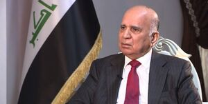 فواد حسین: عراق به دنبال روابط متوازن با کشورهای همسایه است