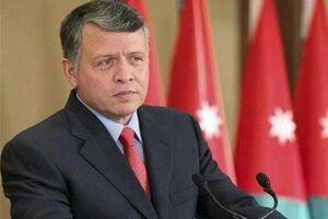 تأکید شاه اردن بر موضع ثابت این کشور در قبال فلسطین