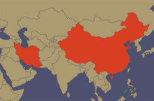روابط با چین تحریمها را ناکارآمد کرد