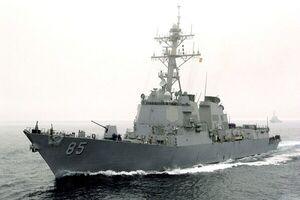 آمریکا ناوشکن دیگری به دریای سیاه اعزام کرد