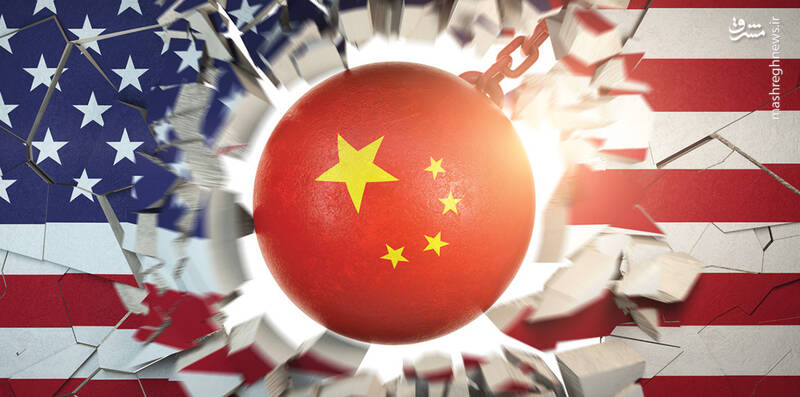 2857536 - شراکت راهبردی ایران و چین، آمریکا را در منطقه به چالش خواهد کشید