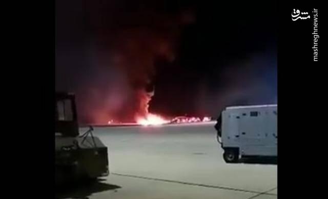 2858403 - «تابستان داغ ارتش آمریکا» با کلکسیونی از سقوط و آتشسوزی+عکس