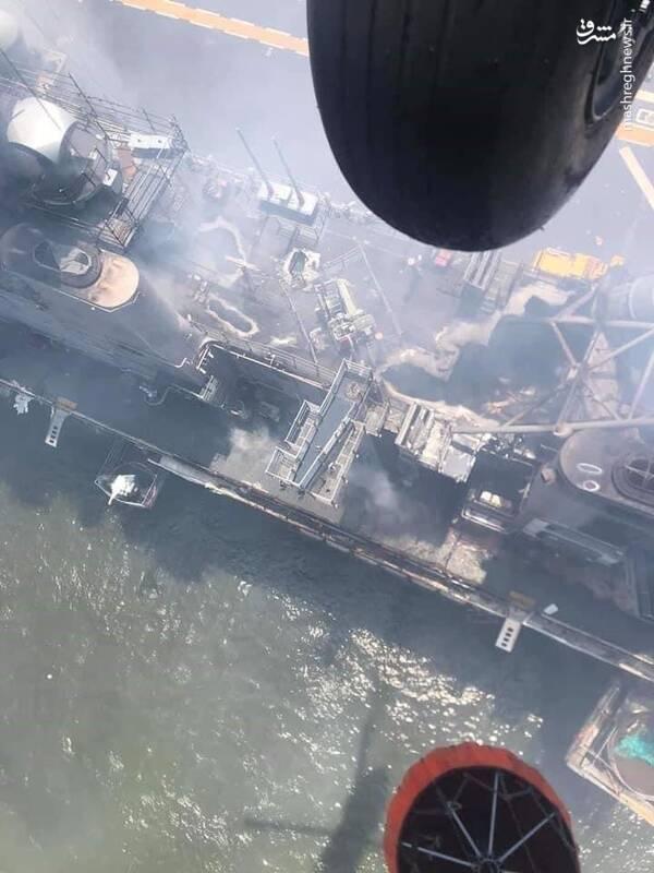 2858413 - «تابستان داغ ارتش آمریکا» با کلکسیونی از سقوط و آتشسوزی+عکس
