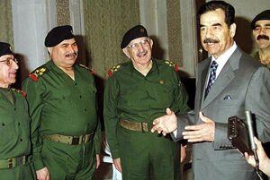 پیغام روحانی عراقی به مسئولین جمهوری اسلامی در میانه جنگ