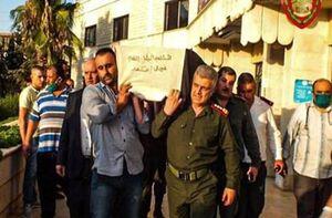 انتخابات پارلمانی سوریه