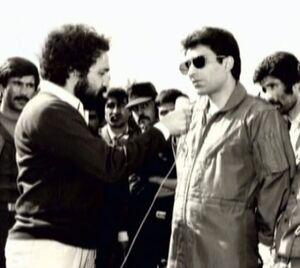 آتش «عباس دوران» در دژ نفوذناپذیر «صدام»