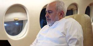 ظریف پس از سفر به بغداد و اربیل به تهران بازگشت