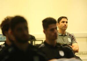 جلسه هاشمیان و اسکوچیچ درباره برنامههای تیم ملی