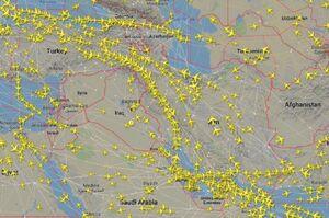 بازگشت شرکتهای هواپیمایی بین المللی به فضای ایران