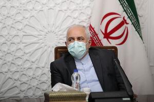 """انتقال بیماری """"صبح جمعه"""" روحانی به ظریف"""