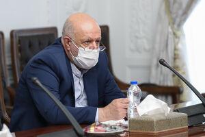 وزیر نفت بیژن زنگنه نمایه