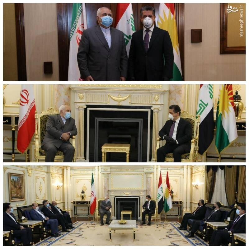 مسرور بارزانی نخست وزیر اقلیم کردستان