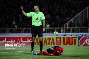 ستاره سوزی به سبک فوتبال ایرانی