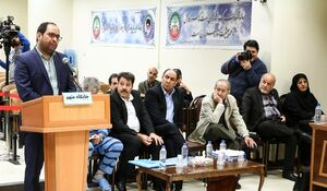 داماد نعمتزاده از دادگاه متواری شد