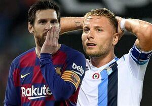 مسی و ایموبیله؛ بدشانسترین فوتبالیستهای اروپا
