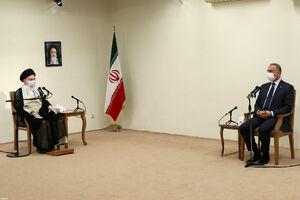واکنش توییتریها به دیدار رهبرانقلاب با الکاظمی +عکس