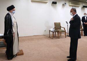 استقبال توییتریهای عراق از دیدار رهبر انقلاب با الکاظمی +عکس