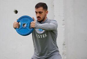 پیشنهاد تیم ایتالیایی به حسینی؛ ترابزون موافق نیست