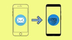 چگونگی انتقال تاریخچه تماسها و پیامکها از آیفون به اندروید