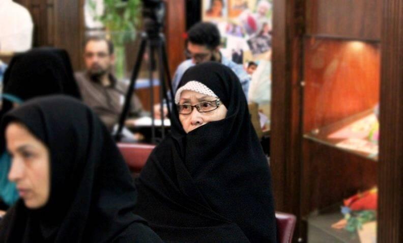 ماجرای حجاب دختر ژاپنی پس از ازدواج با جوان یزدی