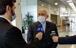 ظریف: دیدار با پوتین مفید بود