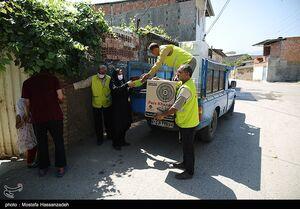 عکس/ اقدام زیبای هیئتیها در گلستان