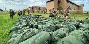 اعزام پرسنل نظامی آمریکا برای کمک به تروریستهای سنتکام