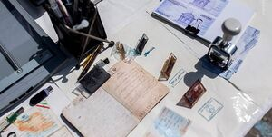 جاعل حرفهای شناسنامههای مفقودی دستگیر شد
