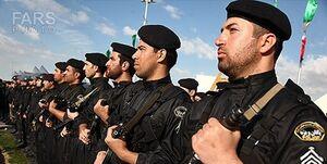 فرمانده یگانهای ویژه ناجا: با قدرت مقابل مخلان امنیت میایستیم