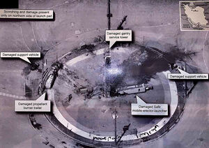 کتاب جان بولتون؛ آیا آمریکا در انفجار ماهوارهبر «سفیر» نقش داشت؟/ ترامپ میگفت خوشم میآید سربهسر ایرانیها بگذارم