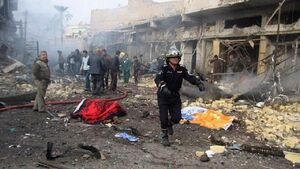 انفجار دو بمب در ذی قار عراق