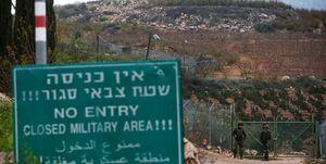 تشدید تحرکات نظامی رژیم صهیونیستی در مرز لبنان