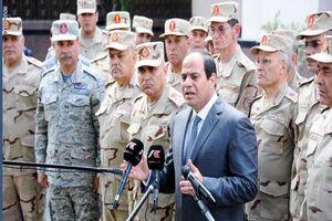 طرح نظامی مصر برای مداخله در لیبی