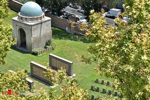 عکس/ متفاوتترین قبرستان خارجیها در تهران