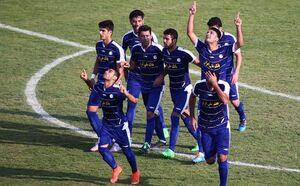 حضور تیم استقلال خوزستان بر سر مزار شهید سلیمانی +عکس