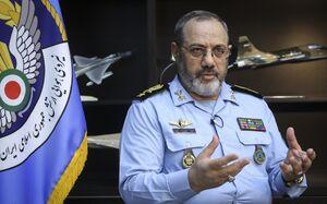 فرمانده نیروی هوایی ارتش: قدرت نظامی ایران بازدارنده است