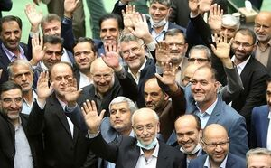چرا مجلس قیمتها را کنترل نمیکند؟/ لذت روحانی از دستورهای هر روزه برای نظارت بر قیمتها!