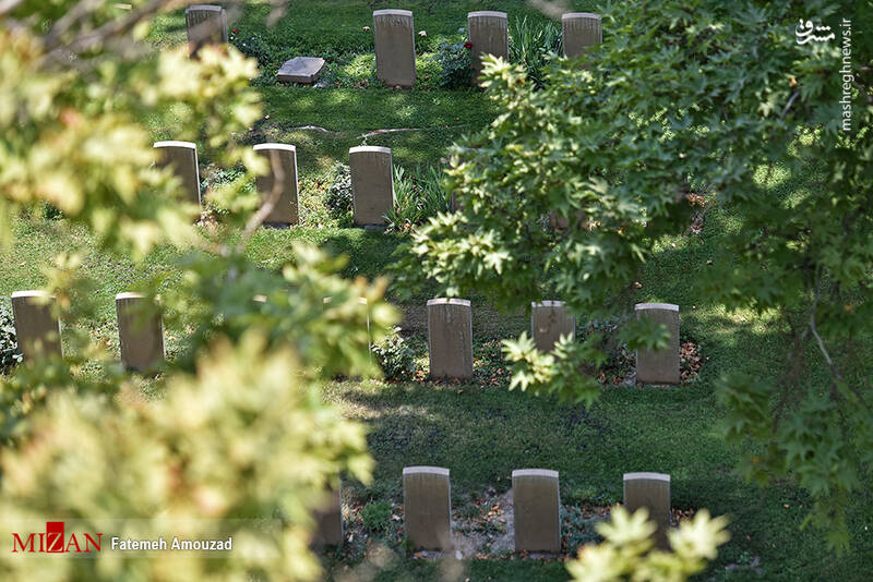 2861623 - عکس/ متفاوتترین قبرستان خارجیها در تهران