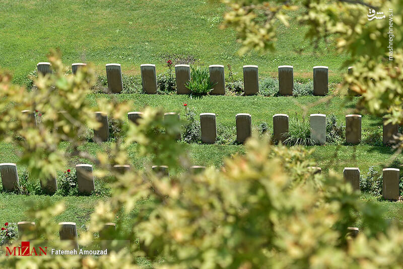 2861624 - عکس/ متفاوتترین قبرستان خارجیها در تهران