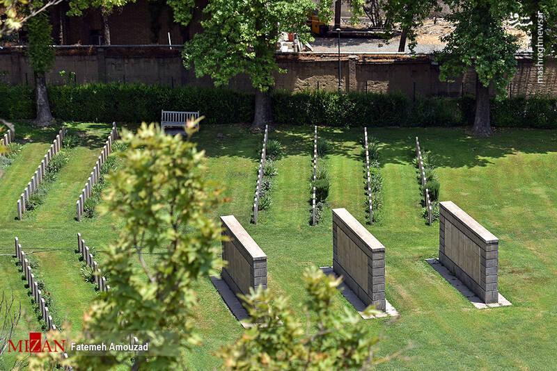 2861625 - عکس/ متفاوتترین قبرستان خارجیها در تهران