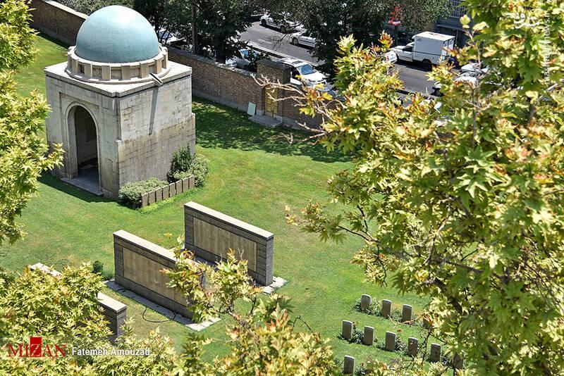 2861627 - عکس/ متفاوتترین قبرستان خارجیها در تهران