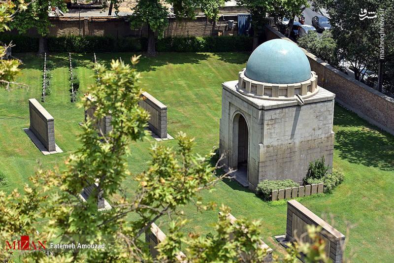 2861628 - عکس/ متفاوتترین قبرستان خارجیها در تهران