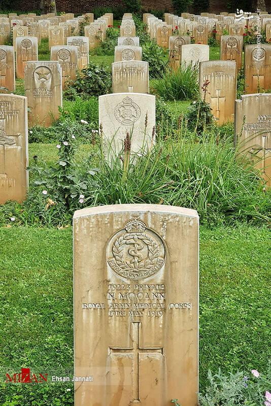 2861631 - عکس/ متفاوتترین قبرستان خارجیها در تهران
