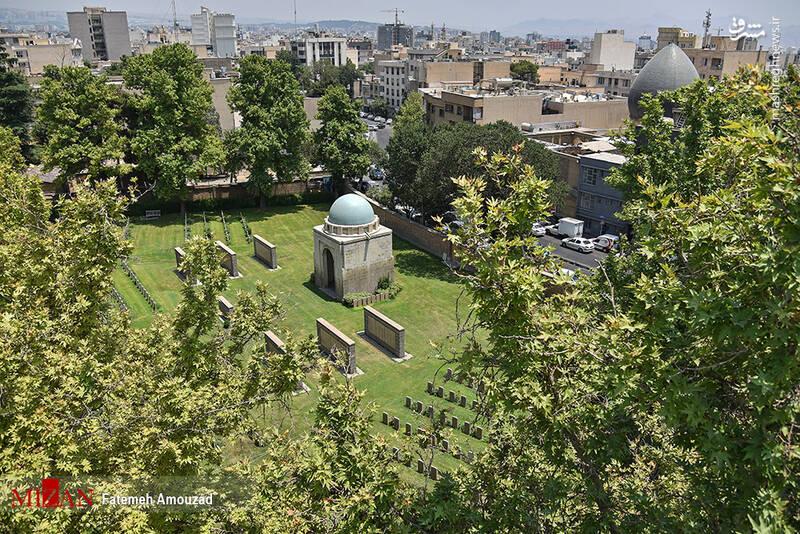 2861632 - عکس/ متفاوتترین قبرستان خارجیها در تهران