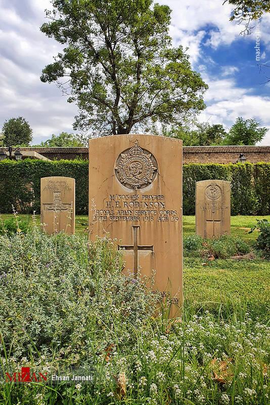 2861639 - عکس/ متفاوتترین قبرستان خارجیها در تهران