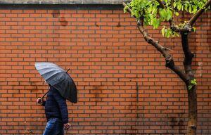 میزان بارندگی در تهران رکورد نیم قرن اخیر را شکست