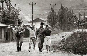 جنایات وحشتناک سربازان آمریکایی در کره +عکس