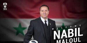 سرمربی تیم ملی فوتبال سوریه مشکوک به کرونا
